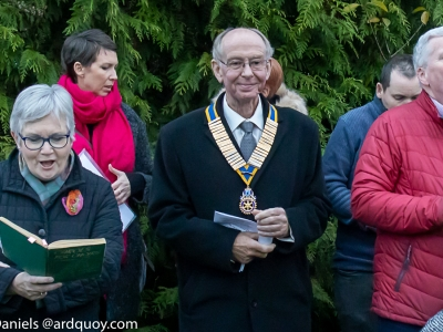 Princes Risborough – Tree of Light Dedication 2019