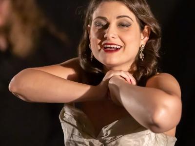 I Am Not Marilyn – Singer Viviana Zarbo re-interprets the songs of Marilyn