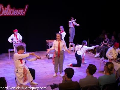 Délicieux – Seckford Theatre
