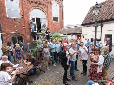 17th Bewdley Beer Festival 27th – 30th August 2015